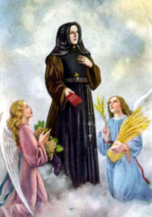 Santa Paola Elisabetta